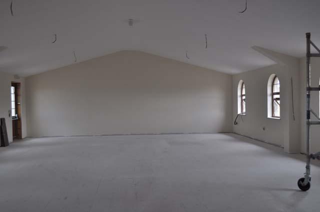 Latest - Interior of Church - 17.08.2011