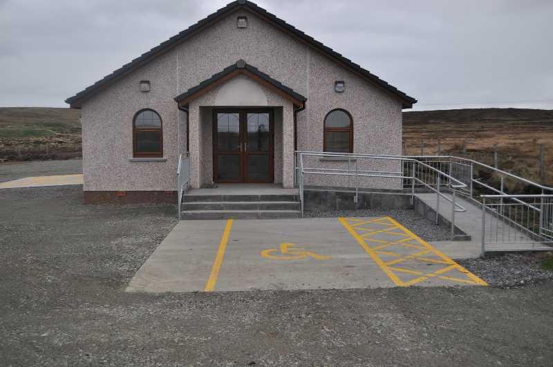Latest - Completed Church 05/04/2012