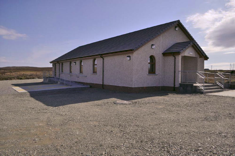 Latest - Completed Church 19/04/2012