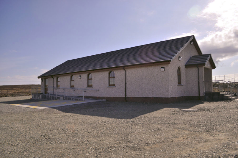 Latest - Completed Church 07/04/2012