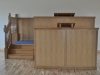 Varnishing of Church Pulpit and Precentor\'s Box 05/04/2012
