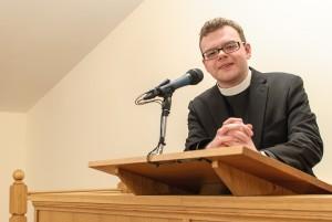 Rev Alasdair J Macleod